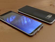 Filmul unuia dintre cele mai mari furturi de telefoane mobile comise in Romania. Smartphone-uri de 1,4 milioane de euro, furate in 30 de minute