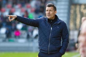 """Final de drum pentru Galca: """"Merita numai respect din partea noastra. Va ramane in istoria clubului"""""""
