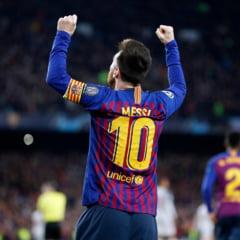 Final de era? Messi, contestat de fanii Barcelonei dupa esecul de la Liverpool