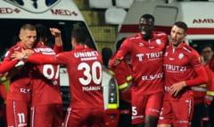 Final de meci dramatic în CS Mioveni - FC Botoșani. Ce s-a întâmplat în ultimele minute