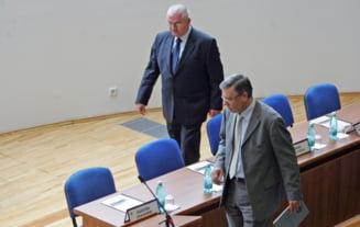 Final de proces pentru Sandu si Dragomir - procurorii au cerut peste 10 ani de inchisoare