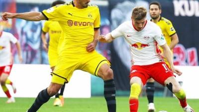 Final de sezon in Germania: Leipzig si Gladbach prind ultimele locuri de Champions League, Bremen merge la baraj.
