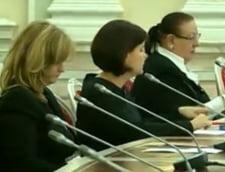 Final neasteptat la audierile pentru inlocuitorul lui Grebla la CCR: Cine a obtinut cele mai multe voturi (Video)