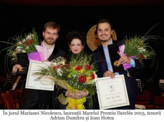 Final triumfal la Editia Jubiliara a Festivalului Darclee