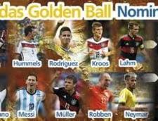Finala CM 2014 va decide si castigatorul Balonului de Aur