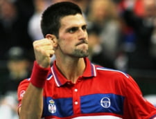 Finala Cupei Davis: Serbia si Franta, la egalitate dupa prima zi