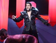 Finala Eurovision 2013: Cezar Ouatu, performanta incredibila