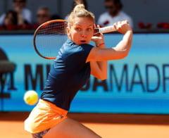 Finala Madrid Open 2017: Avancronica meciului Simona Halep - Kristina Mladenovici