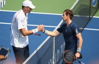 Finala Mastersului de la Paris. Ce sanse are Isner sa-l bata pe Murray, noul lider ATP