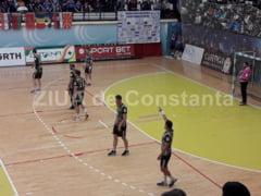 Finala cu Dinamo, meciul al doilea HC Dobrogea Sud Constanta joaca astazi pentru a ramane in cursa pentru titlu