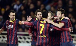 Finala de vis in Cupa Spaniei
