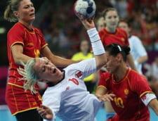 Finala de vis la Campionatul European de handbal feminin