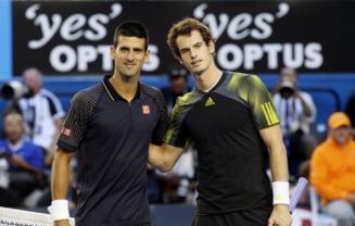 Finala de vis la Mastersul de la Paris. Avancronica meciului dintre Novak Djokovici si Andy Murray