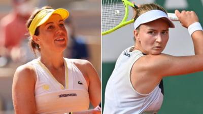 Finala inedita, la feminin, in turneul de la Roland Garros! Niciuna dintre jucatoare nu a mai evoluat cu trofeul pe masa