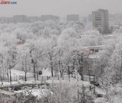 Finalul de februarie ne aduce ger aprig - prognoza meteo pentru doua saptamani