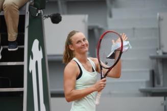 Fiona Ferro - Anett Kontaveit, finala Palermo Ladies Open, primul turneu WTA dupa intreruperea cauzata de pandemia de coronavirus