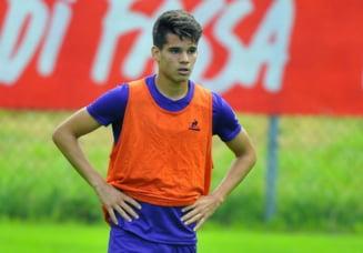 Fiorentina a stabilit viitorul lui Ianis Hagi