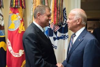 Fir direct cu Casa Alba: Biden a promis ca va comunica la telefon cu Iohannis (Video)