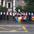 Firea, intampinata cu proteste in Irlanda de #Rezist Dublin: E o prefacuta care n-a facut nimic pentru bucuresteni