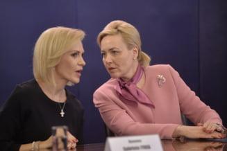 Firea cere demisia lui Carmen Dan sau retragerea sprijinului politic acordat de PSD - surse
