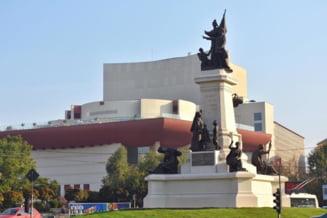Firea i-a scris urmasei lui Bratianu: Acuza PNL ca-si aroga pe nedrept merite pentru monumentul nou de la Universitate