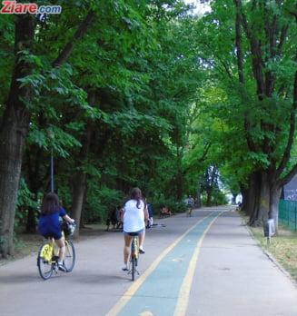 Firea mai da 2,7 milioane de euro din banii bucurestenilor pentru ca 25.000 de oameni sa-si ia bicicleta