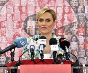 Firea spune ca Iohannis nu e bun de presedinte pentru ca nu are copii, uitand ca nici Iliescu nu a avut