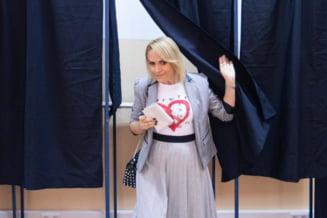 Firea spune ca nu vrea sa candideze la presedintie si nu e surprinsa de rezultatul slab obtinut de PSD