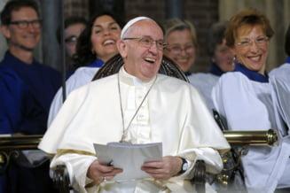 Firea sustine ca papa Francisc vine la Bucuresti. Vaticanul n-a anuntat nimic oficial