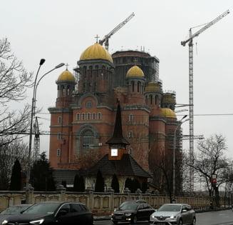 Firea vrea sa il numeasca pe Patriarhul Daniel cetatean de onoare al Capitalei, pentru ridicarea Catedralei