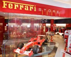 Firma fostului ministru Bazac deschide un Ferrari Store la Monaco