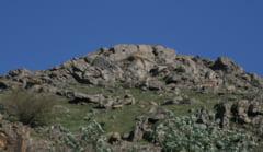 Firma sotiei defunctului Gabriel Caciuloiu scoate granit din muntii Macinului