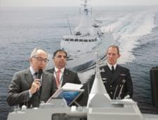 Firme puternice din Franta si Romania isi unesc eforturile pentru modernizarea flotei militare