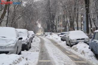 Firmele de deszapezire au pierdut razboiul cu viscolul - cum explica drumarii