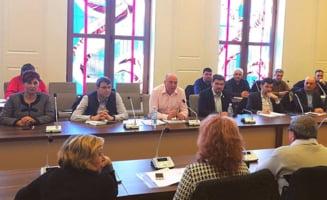 Firmele lui Dorin Umbrarescu se pregatesc pentru organizarea de santier. Grup de lucru pentru soseaua de centura a Bacaului