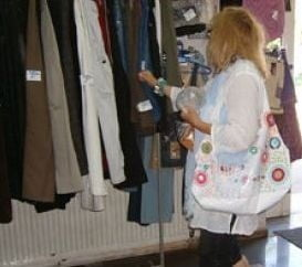 Fiscul vinde la preturi mici obiecte confiscate
