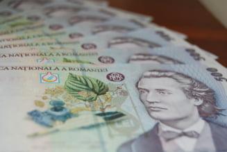 Fitch: Economia Romaniei va scadea cu 1 la suta