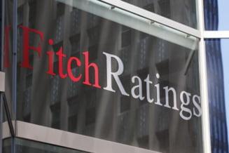 "Fitch confirma ratingul Romaniei la ""BBB minus"" cu perspectiva stabila"