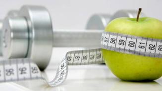 Fitness si nutritie, dupa Sarbatori: Stii ce trebuie sa faci pentru a fi in forma?