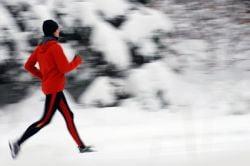Fitness-ul pe vremea rece