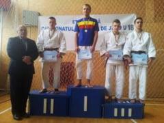 Fiul lui Cozmin Gusa a devenit campion national de cadeti, la judo