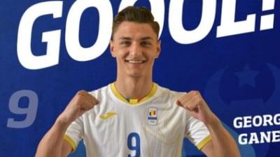 """Fiul lui Ionel Ganea a fost decisiv pentru nationala Romaniei, dar fostul fotbalist e nemultumit: """"Nu-i normal ce face"""""""