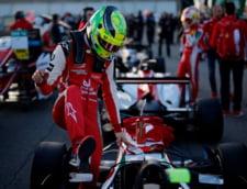 Fiul lui Michael Schumacher, la un pas de Formula 1
