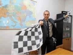 Fiul lui Vasile Avram l-a amenintat pe Dorinel Munteanu