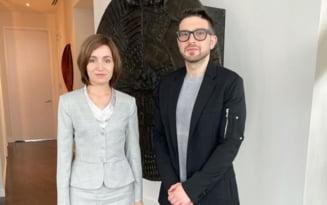 Fiul miliardarului George Soros, întâlnire la New York cu Maia Sandu, președinta Republicii Moldova