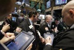Fizica rezolva crashul fulger si prabusirea indicelui Dow Jones