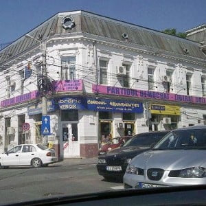 Flacara violet, pe bannerele PDL