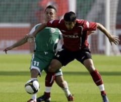 "Florentin Petre a marcat o ""dubla"" pentru Terek Grozny"