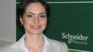 Florentina Totth, despre dubla provocare de la Schneider Electric Romania