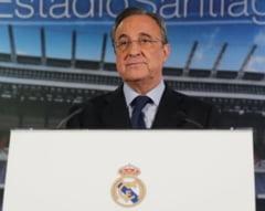 Florentino Perez a pus doi jucatori de top pe lista neagra de la Real Madrid